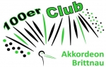 Logo 100er-Club Akkordeon Brittnau